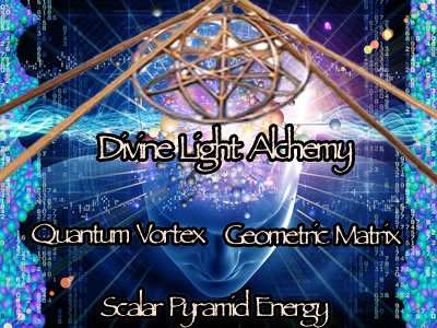 Divine Light Alchemy Quantum Vortex Clearings